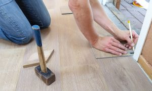 Interior Carpentry Work is Class Code 5465 for purposes of Workers Compensation