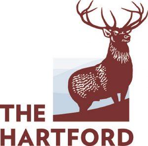 The Hartford Insurance Logo: Hurricane Florence Preparation.