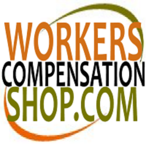 Workers Compensation Shop Logo