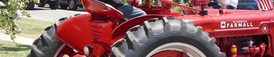 Tractor, Missouri, Farmer